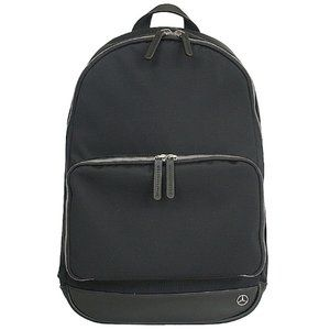 Haerfest Mercedes Benz Backpack Nylon and Leather